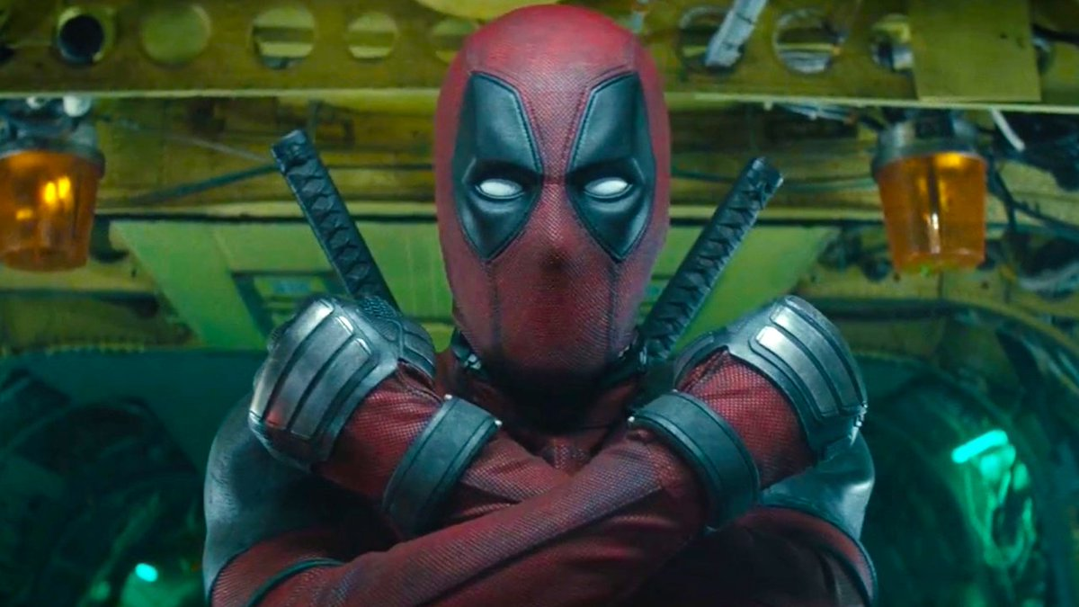 New  Deadpool2 trailer has bee gamespot