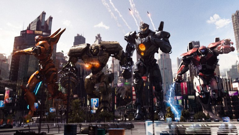 Can PacificRim support its own cinematic universe?