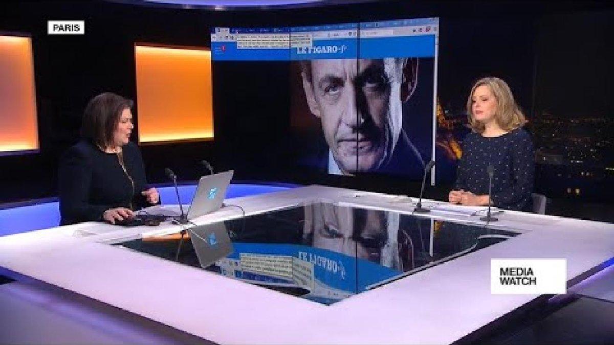 ?? Sarkozy's TV plea of innocence
