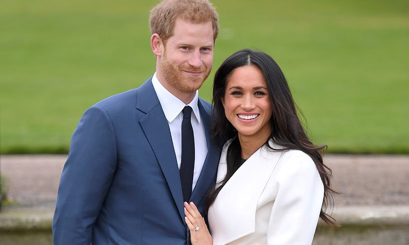 This is what guests have been ordered to wear for Harry and Meghan's wedding: