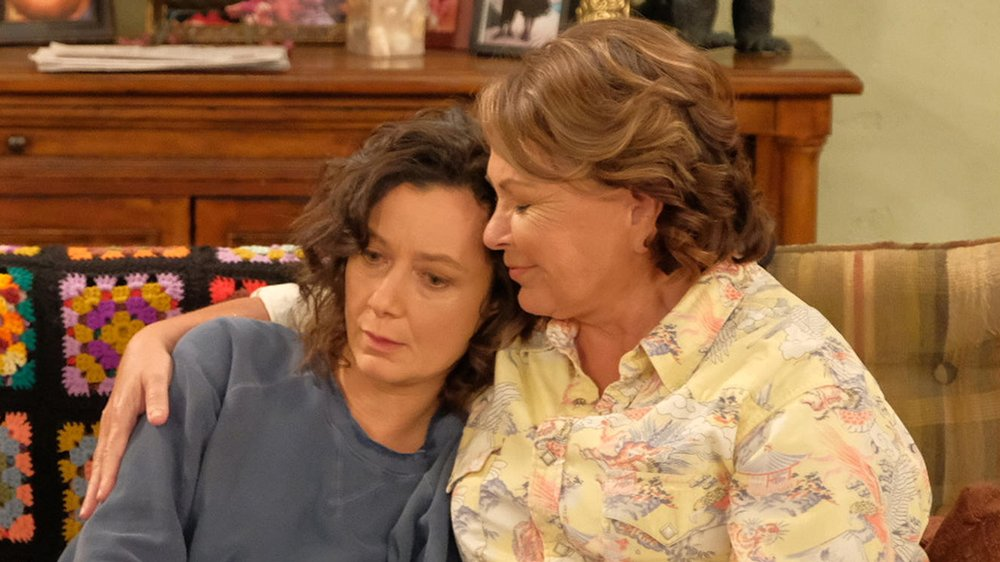 Roseanne revival review: 'Disconcertingly, it's as if nothing has changed'