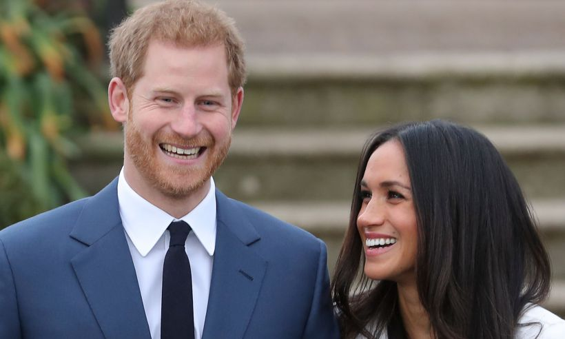 Is this what Prince Harry and Meghan Markle's wedding cake could look like?