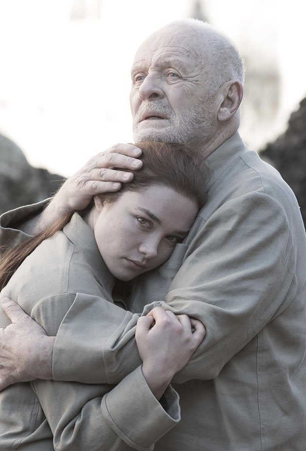 First look: Anthony Hopkins stars as King Lear in the BBC/Amazon adaptation
