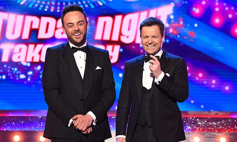 Who will star on Dec's Saturday Night Takeaway without Ant? Line-up revealed...