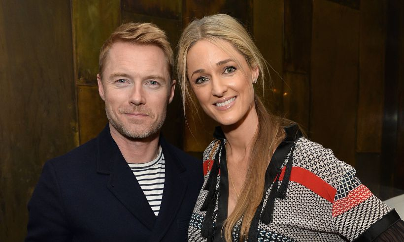 Take a look inside Ronan and Storm Keating's beautiful country home!