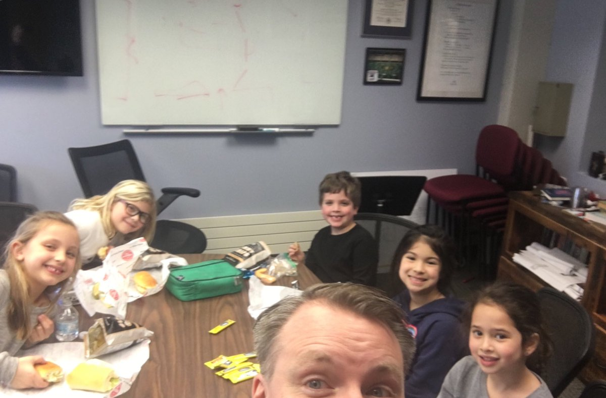 test Twitter Media - thanks for joining me for lunch!  winners of the wescott madness raffle for lunch with the principal! #d30learns https://t.co/WXqMcKFnd8