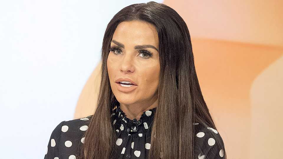 THIS is why Katie Price hasn't been on Loose Women recently...