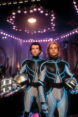 Hollywood Flashback: 'The Lawnmower Man' explored virtual reality in 1992