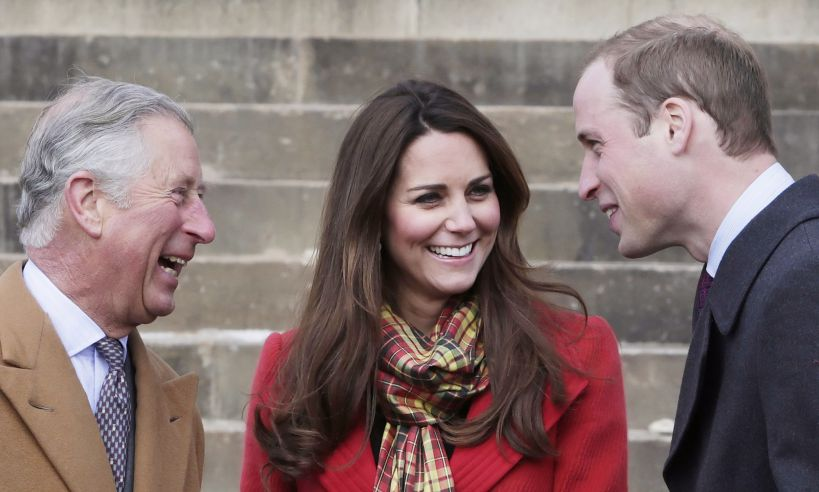 Prince Charles followed in William and Kate's footsteps - find out how!