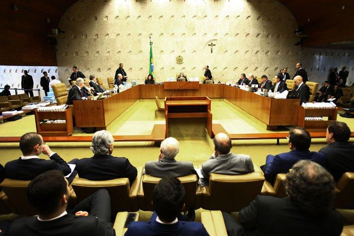 @BroadcastImagem: STF julga hoje pedido de Lula para não ser preso após decisão final do TRF-4. Dida Sampaio/Estadão