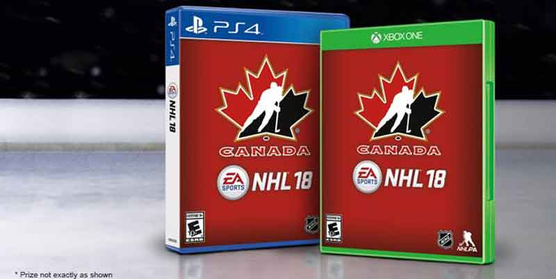 test Twitter Media - Are you a Hockey Canada Insider? We have three copies of #NHL18 for you. 😃  Sign up by March 31 to receive contest details. ➜ https://t.co/UtTz1npWu0 https://t.co/Yc2od3ZZKx