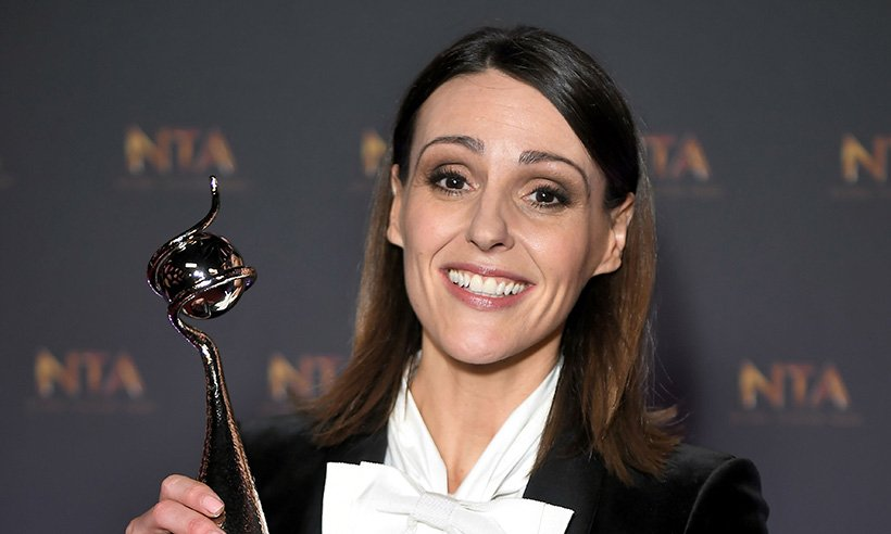 Find out what Suranne Jones had to say about DoctorFoster season 3!