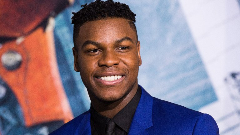 .@JohnBoyega reworked PacificRimUprising to fit his British accent