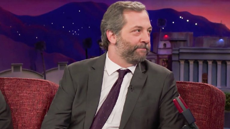 .@JuddApatow says Stormy Daniels was in three of his films