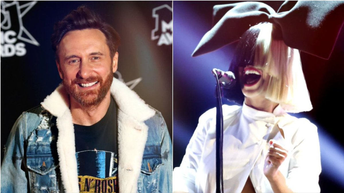 Sia And David Guetta Reunite For The Instantly Inspirational 'Flames'