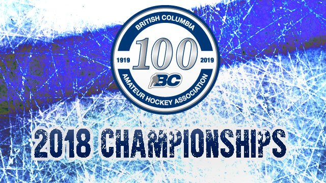 test Twitter Media - NEWS: Five BC Hockey champions have been crowned, with five more finals finishing today.  Congratulations to all those champions and participants: https://t.co/ZOrNvqLp1e  #BCHockeyChamp https://t.co/AfgxajetuZ