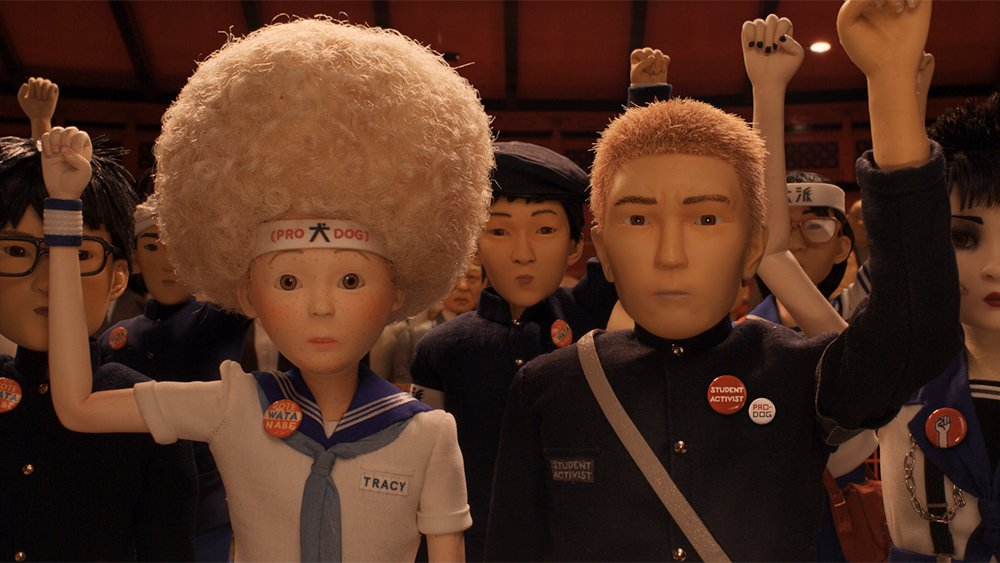 IsleOfDogs review: 'Wes Anderson's dippy, delightful canine romp'