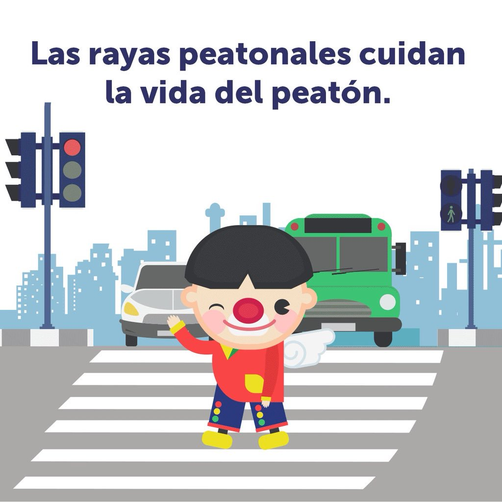 RT @TabascoSeguro: Respetemos las rayas peatonales y cuidemos vidas 🚶♀️🚶♂️ #TipsDeTrompito #BuenasTardes https://t.co/bpXNZpxF6I