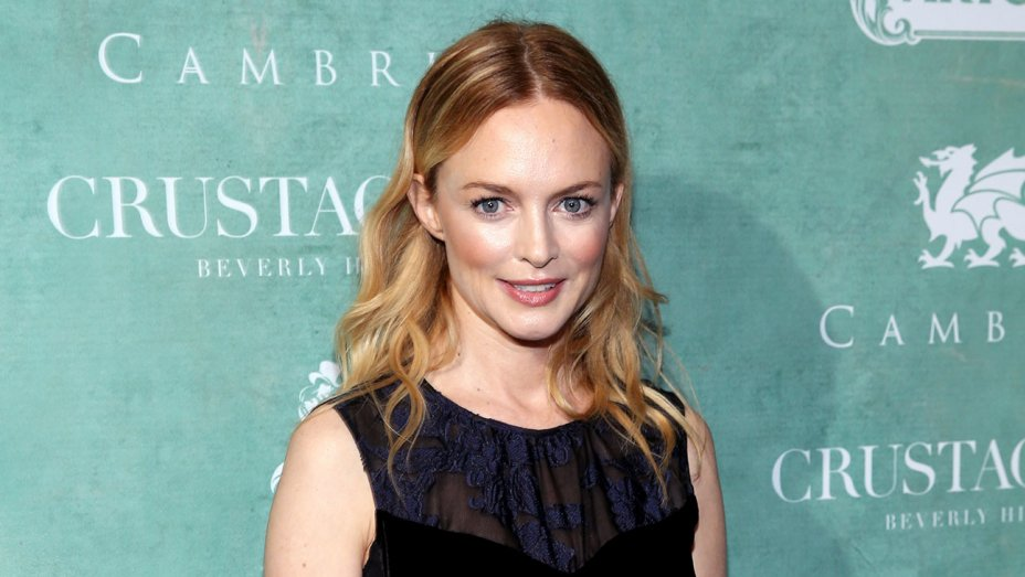 Exclusive: Heather Graham signs with APA for filmmaking