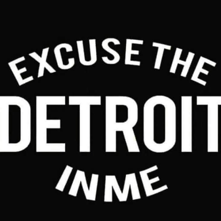 It's nothing personal during the game's! Ijs #Detroit #Michgan #UofM #Pistons #313Day https://t.co/oipKe643lT