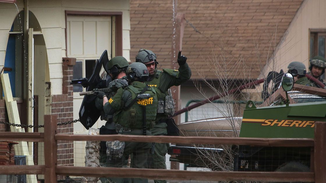 Glenrock police standoff ends after five hours, reason remains unknown