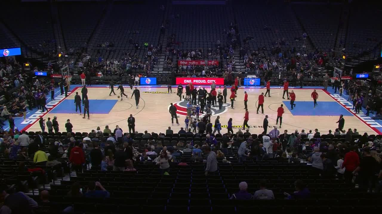 Hawks-Kings game was delayed, Golden 1 Center closed due to protests https://t.co/XP91DpwmoM https://t.co/SiIKDwfMCu