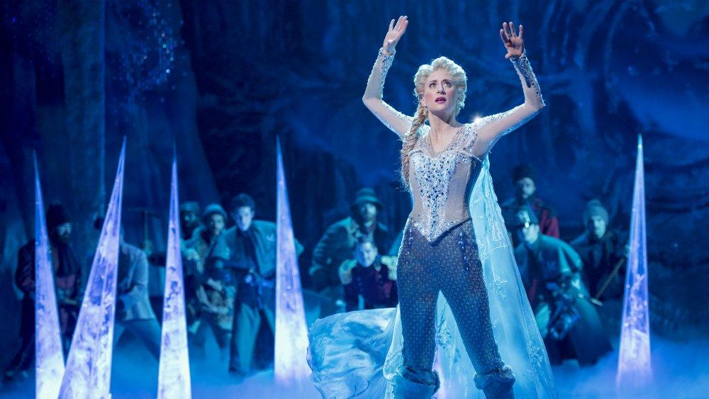 Broadway review: Disney's 'Frozen'
