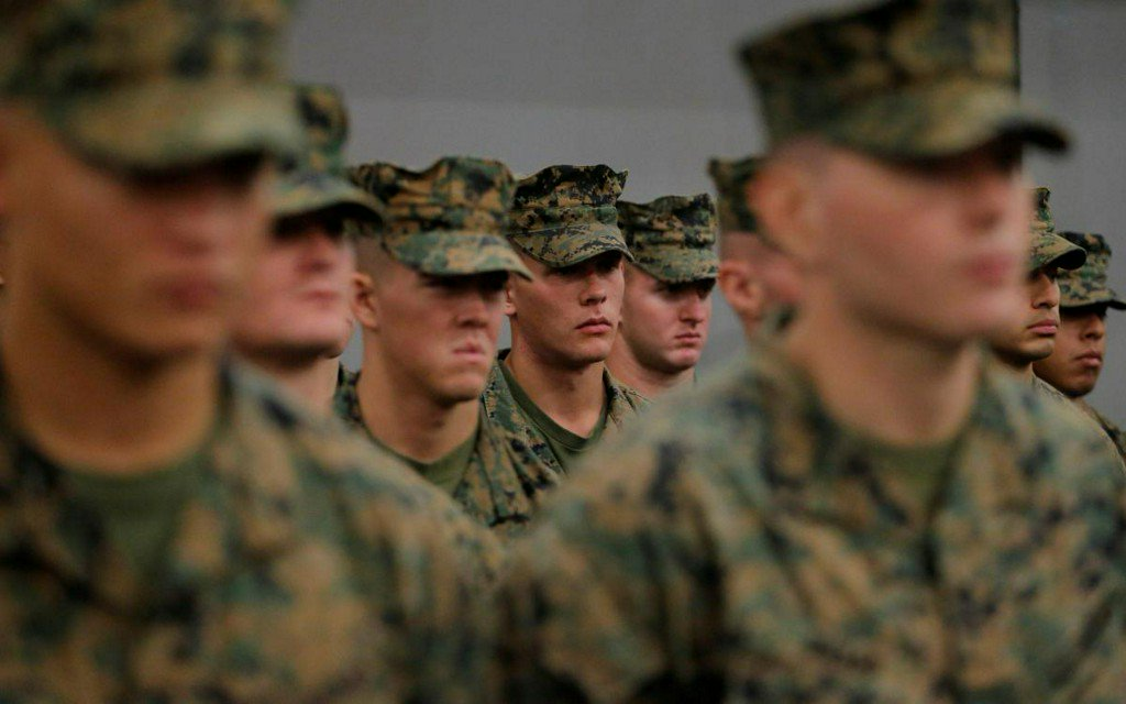 Record number of U.S. Marines to train in Australia in symbolic challenge to China https://t.co/oPqZfjMsBI https://t.co/WHsig4NpG1