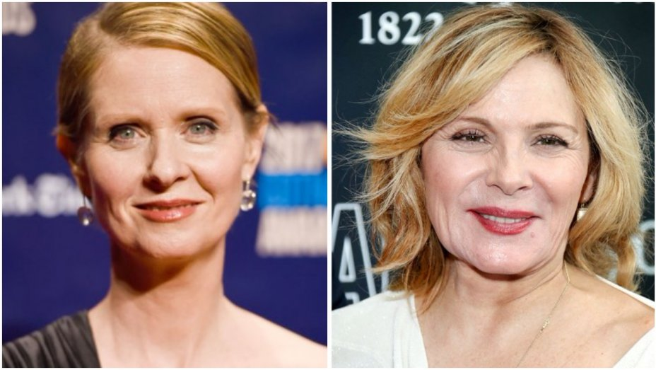 Kim Cattrall tweets support for Cynthia Nixon's New York Governor bid