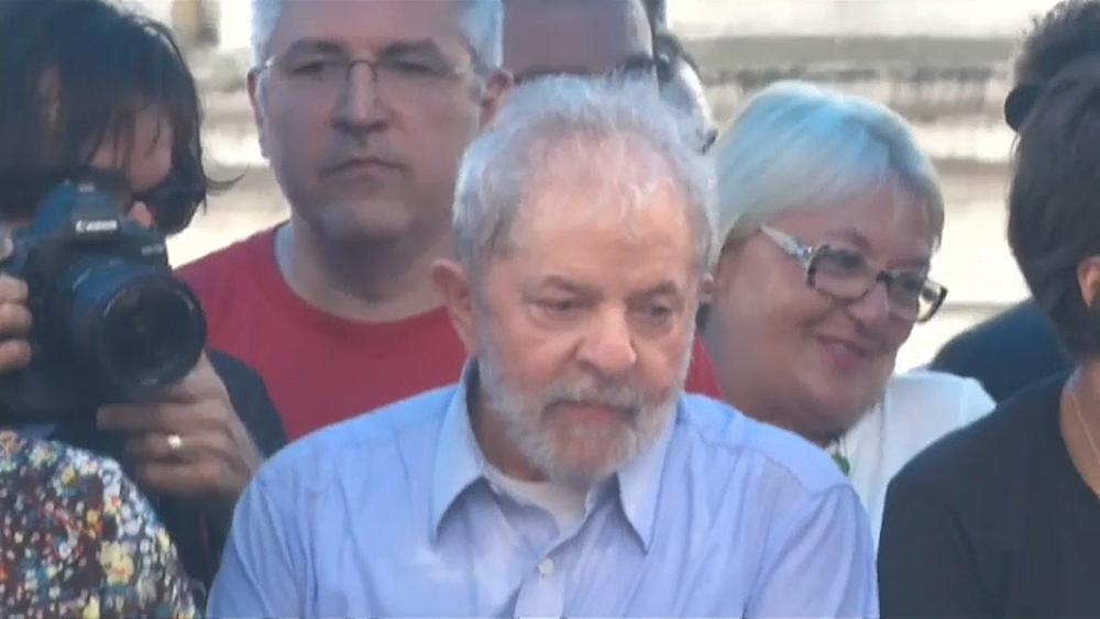 Former Brazilian president to stay out of jail pending appeals process