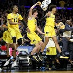 Five key takeaways from Thursday's Sweet 16 games