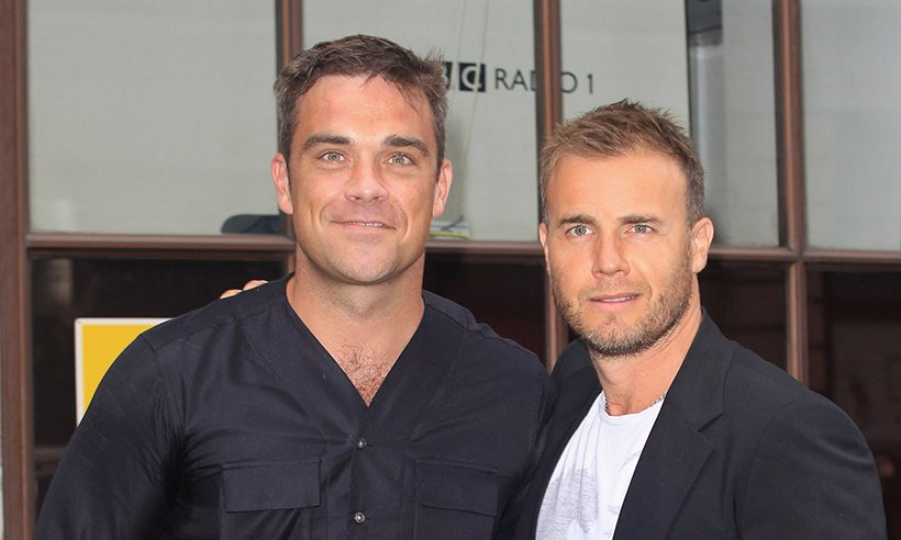 Gary Barlow has drawn comparisons between troubled Ant McPartlin and Robbie Williams: