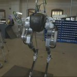 OSU spinoff company builds walking robots