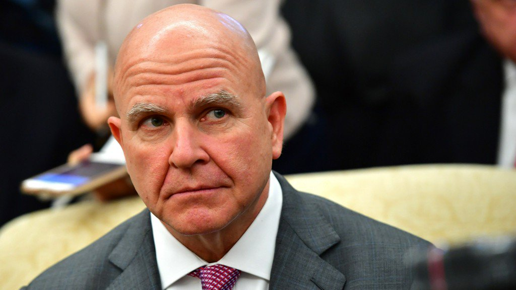 Trump removes H.R. McMaster as national security adviser