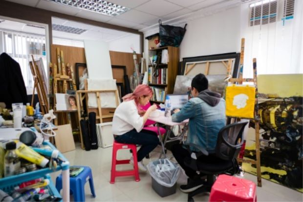 Worlds apart: Hong Kong's great art divide - ASEAN/East Asia