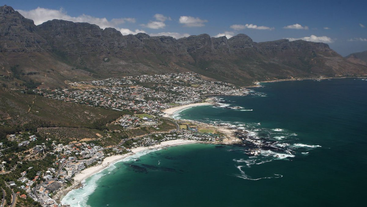 How the Threat of a Water Shortage Has Changed the Cape Town Production Business