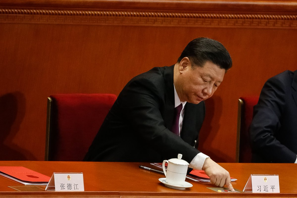 China's Xi holds fire as US President Trump poses unprecedented threat on trade