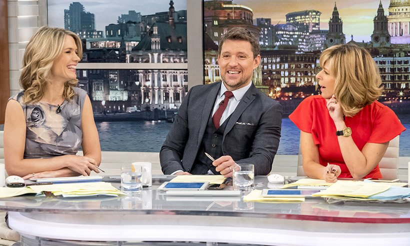 Are these @GMB stars heading to the royal wedding?!