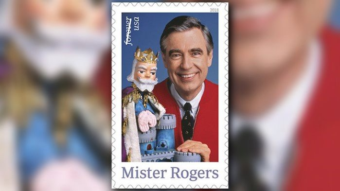 US Postal Service to unveil Mister Rogers postage stamp