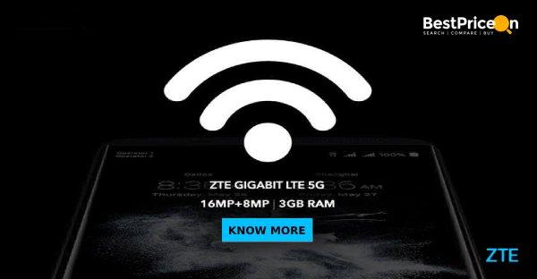 #ZTEGigabitPhone : Go gaga, over the gigabit speed on all new #ZTE...