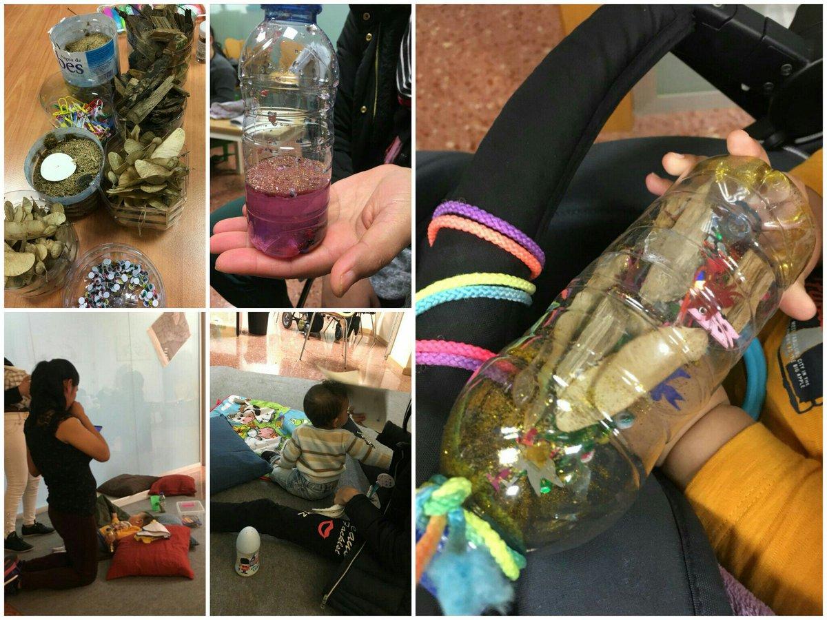 provar Twitter Mitjans - #Reciclando botellas y usando materiales naturales (hojas, piedras) hemos hecho unas preciosas botellas sensoriales con las madres e hijos/as de @preinfant de @abd_ong  Una actividad divertida, en la que hemos #aprendido y hemos trabajado el #vínculo mamá-hijo/a #manualidades https://t.co/XIsizAMwsG