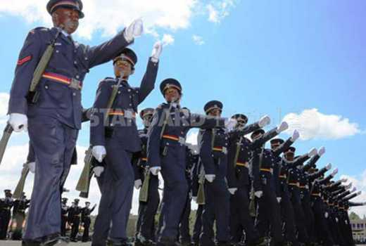 More officers moved in changes in the police force