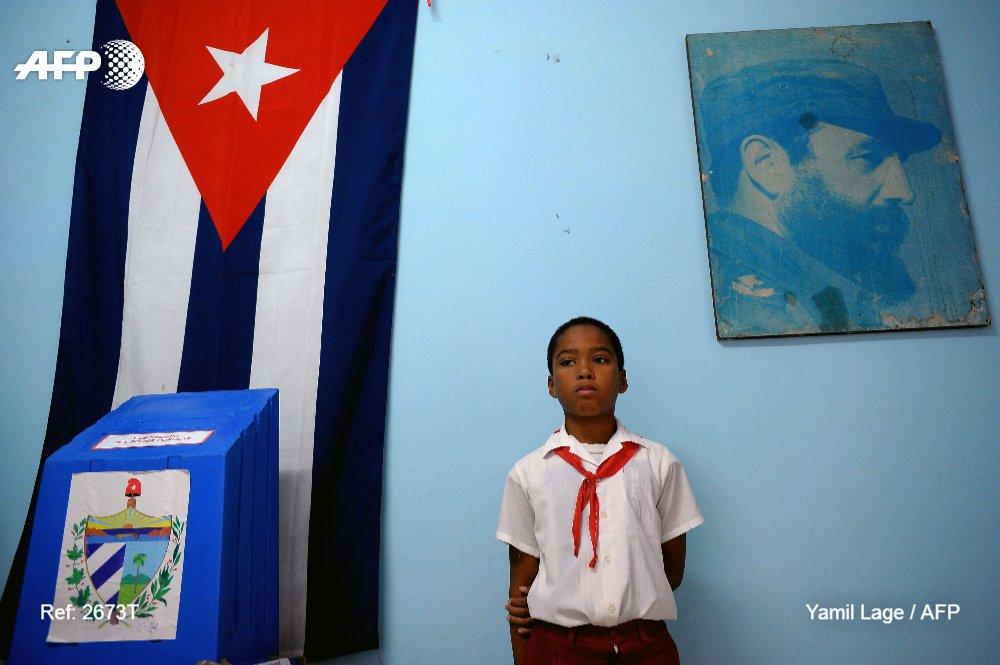 Cuba inicia en las urnas la despedida de Raúl Castro