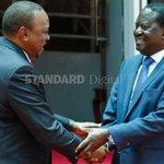 Uphold new Uhuru-Raila pact to develop Nyanza, Raila told