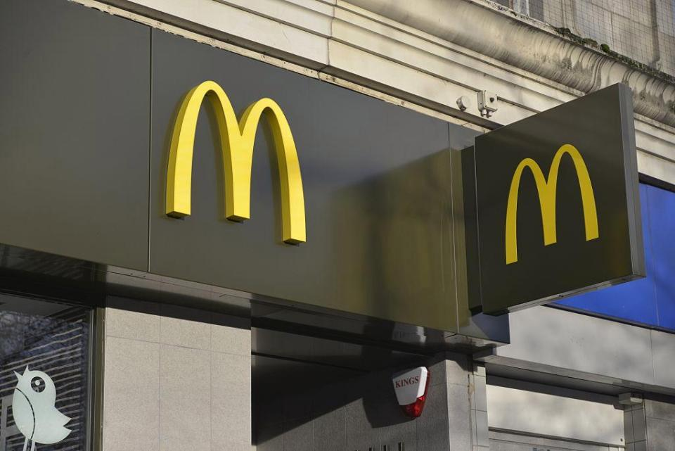 McDonald's is doing a Mother's Day 2018 three-course meal for £10 – but it's only in one branch