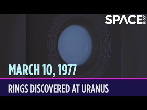 OTD in Space – March 10: Rings Discovered at Uranus