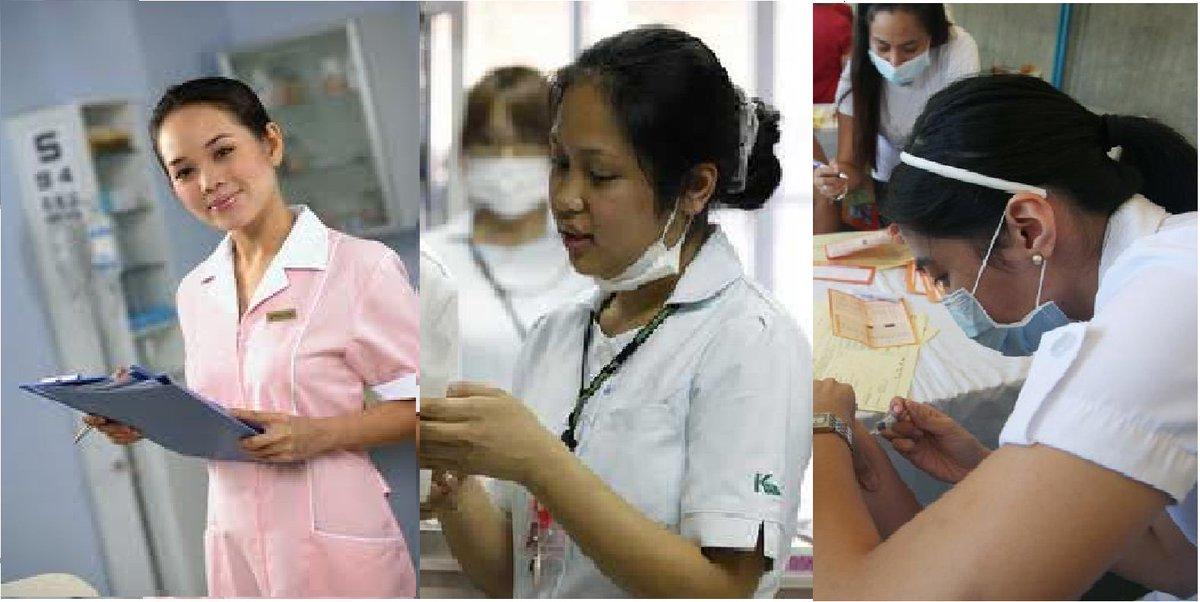 16,000 Filipino nurses sought in the UK; Hong Kong seeks 154,000 Filipina nannies