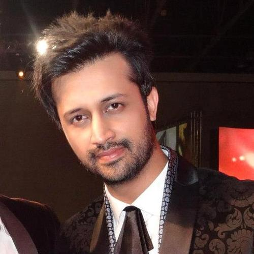Happy birthday to you RoCk star Singer Atif Aslam