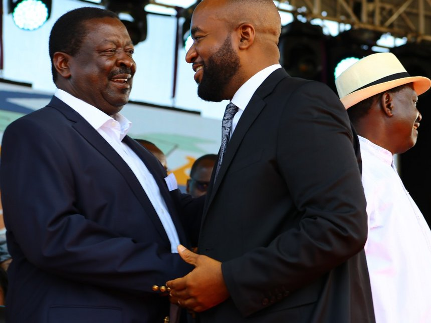 Joho to Mudavadi: It's time for peace and not war, embrace unity pact