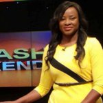 Uhuru mourns Citizen TV anchor Kanze Dena's father
